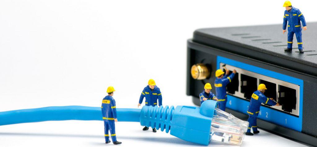 شرکت های ارائه دهنده ی خدمات شبکه