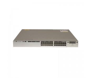 سوئیچ شبکه مدیریتی سیسکو 24 پورت WS-C3850-24T-S